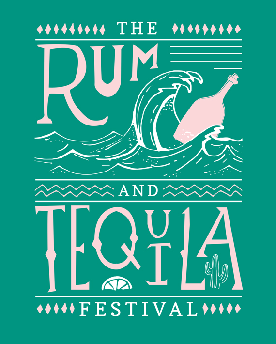 The Rum and Tequila Festival